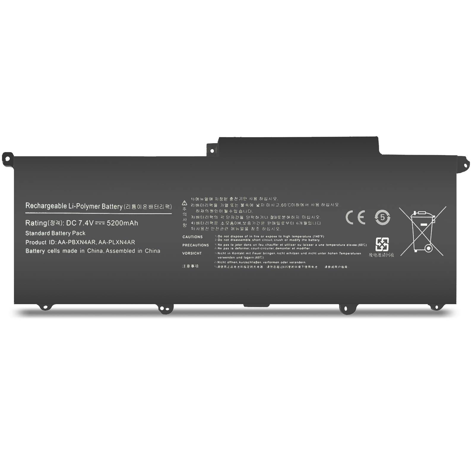 Bateria Aa-plxn4ar Aa-pbxn4ar Para Samsung 900x3c 900x3c-a01 900x3c-a01au 900x3c-a01se 900x3c-a02de Series 7.4v 5200mah