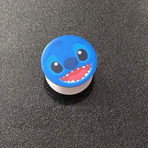 Vinyl Decal Sticker Skin for your PopSocket - PHONE GRIP OPTIONAL - Alien Friend