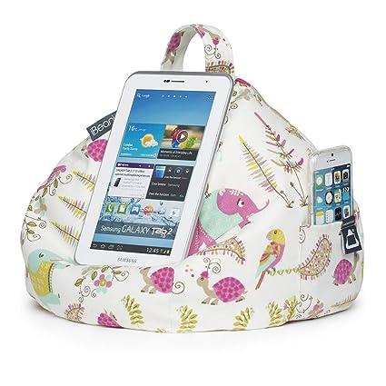 iBeani Soporte para iPad y Tableta, Soporte para cojín para Todos los Dispositivos, Cualquier ángulo en Cualquier Superficie India