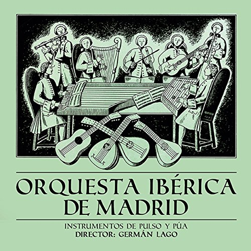 Orquesta Ibérica de Madrid : Orquesta Ibérica de Madrid, Germán ...
