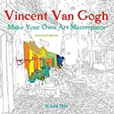 Vincent Van Gogh (Art Colouring Book): Make Your Own Art Masterpiece (Colouring Books)