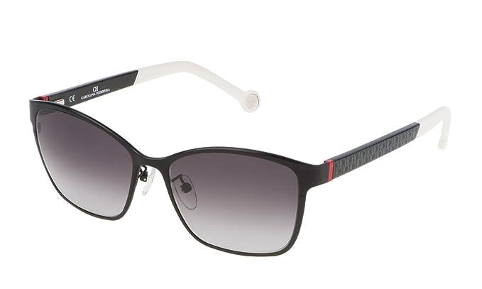 Carolina Herrera SHE067560531 Gafas de sol, Negro, 56 para ...