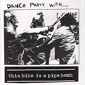 Dance Party With This Bike Is A Pipe Bomb