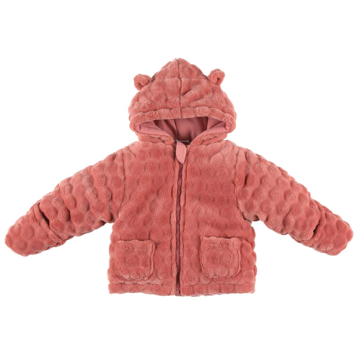 Noukie's Noukies - Veste en Groloudoux moufles intégrées - Bébé Fille