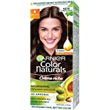 Garnier Color Naturals Regular Pack, Brown (60ml+50g)