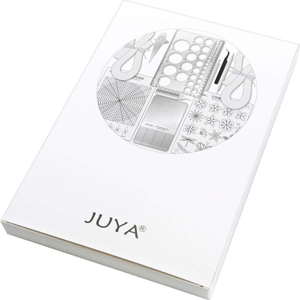 JUYA Quilling Papier und Werkzeuge Klassisches Set QK10 Rosa, Kein Kleber