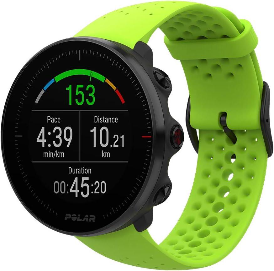 Polar Vantage M -Reloj con GPS y Frecuencia Cardíaca ...