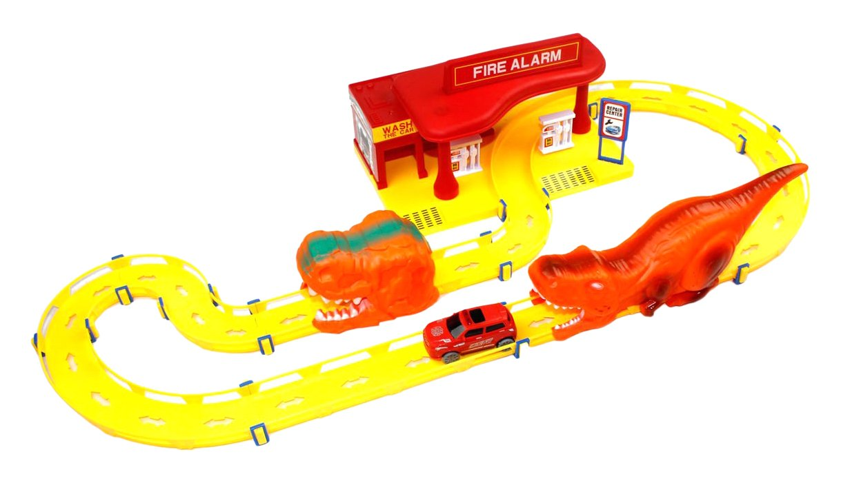Little Treasures Toy Extreme Fire Station Play Set