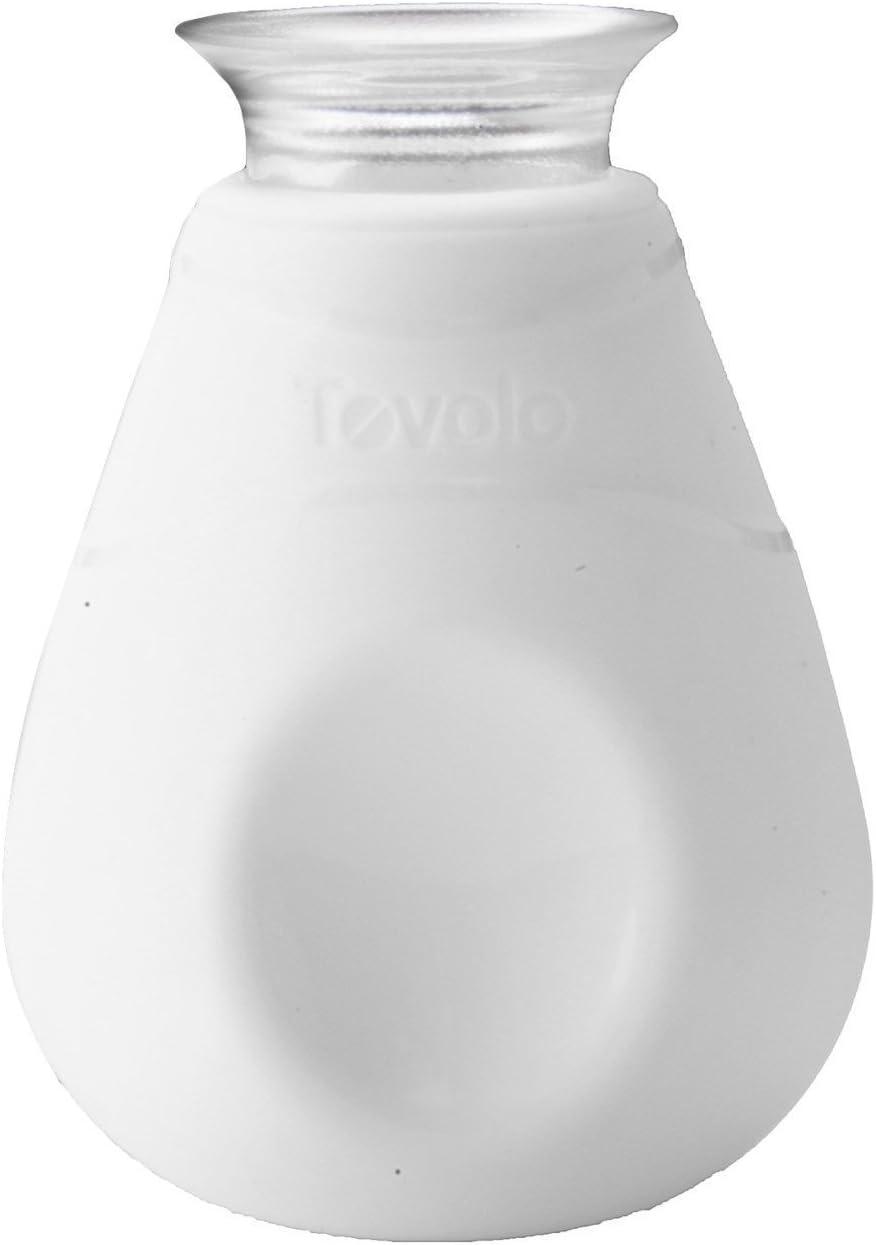 Tovolo Silicone Yolk Out Egg Separator (White)