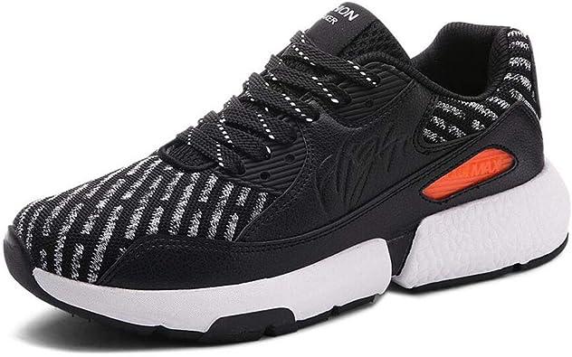 Xxoshoe Zapatillas para Caminar con amortiguación de energía para Hombre Zapatillas de Trail Running Zapatillas de Moda: Amazon.es: Zapatos y complementos