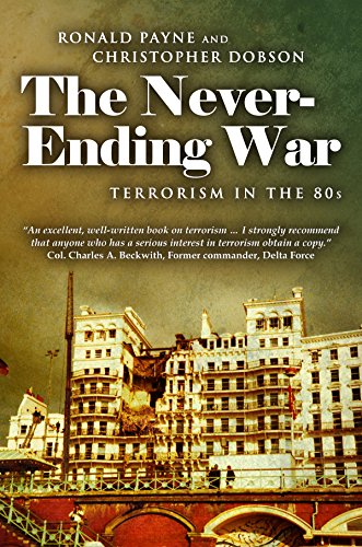 The Never-Ending War: Terrorism in the 80s cover