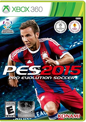 Pro Evolution Soccer 2015 - Xbox 360 (Xbox 360 Games Football 2015)