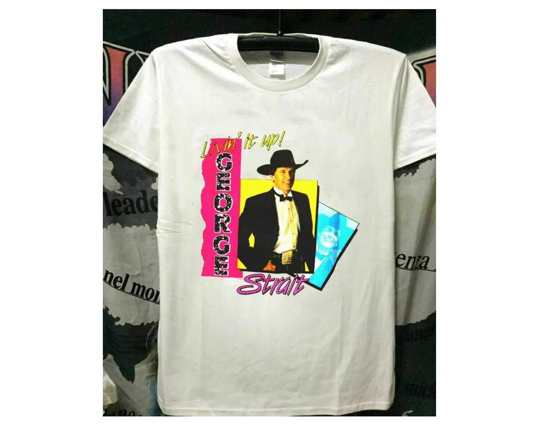 Rare Alan Jackson Country Music Band Gildan Usa Size Shirts