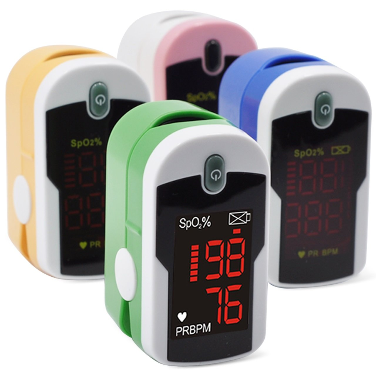 Concord Health Supply Pulse Oximeter