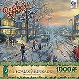 Thomas Kinkade A Christmas Story 1000 Piece Jigsaw Puzzle