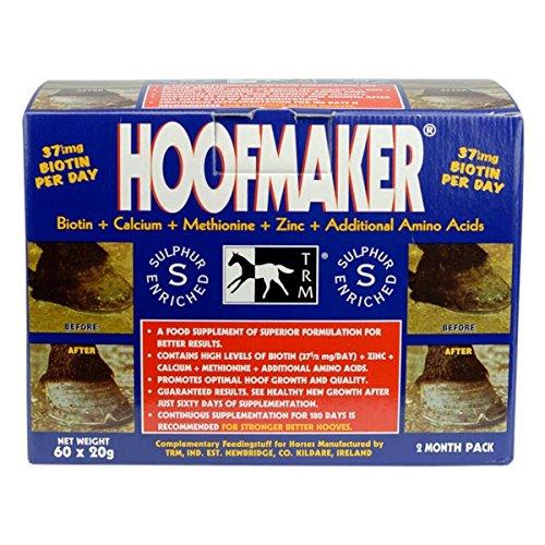 - TRM Hoofmaker Supplement for Horses (60 x 20g Sachets)