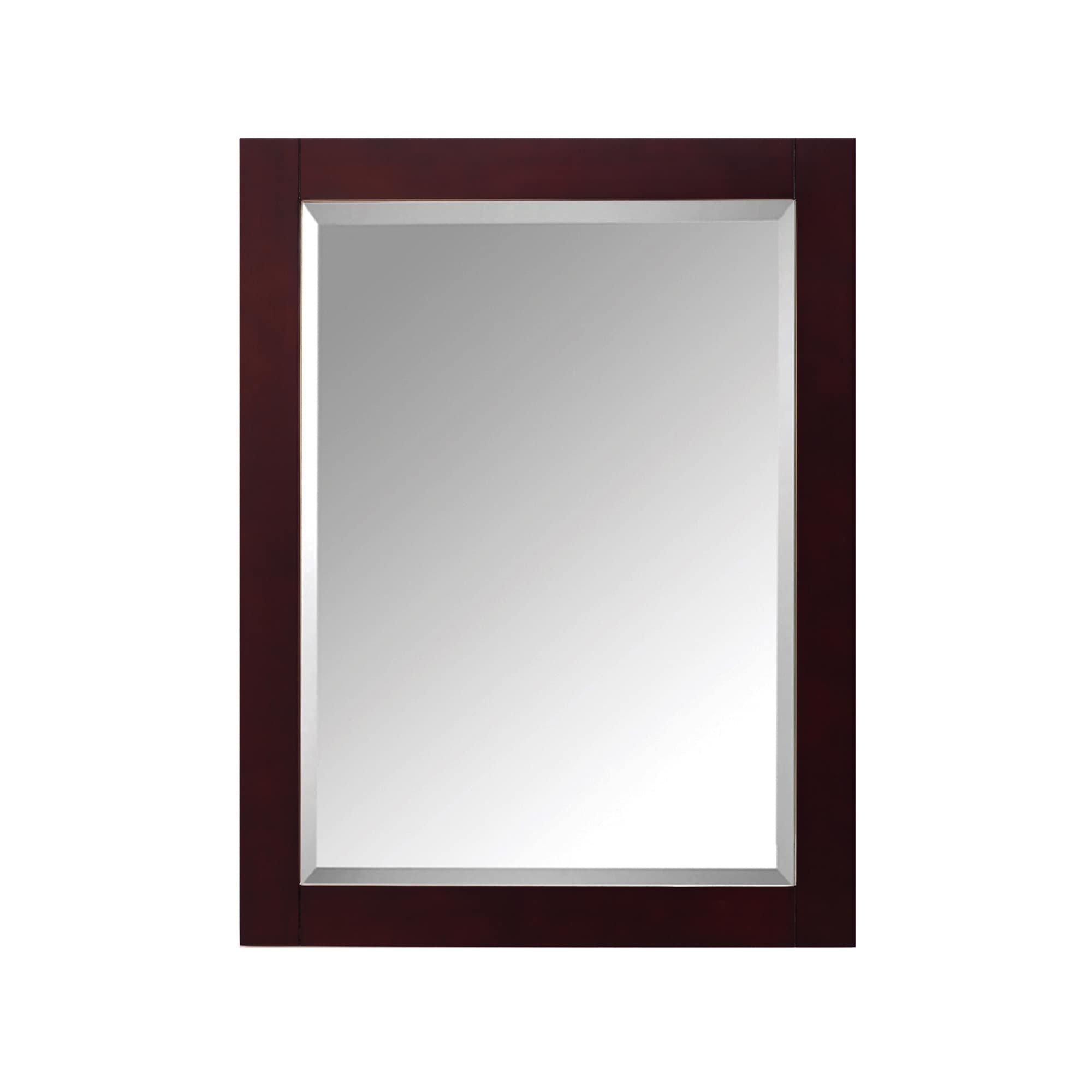 Avanity 24 in. Mirror for Modero in Espresso finish