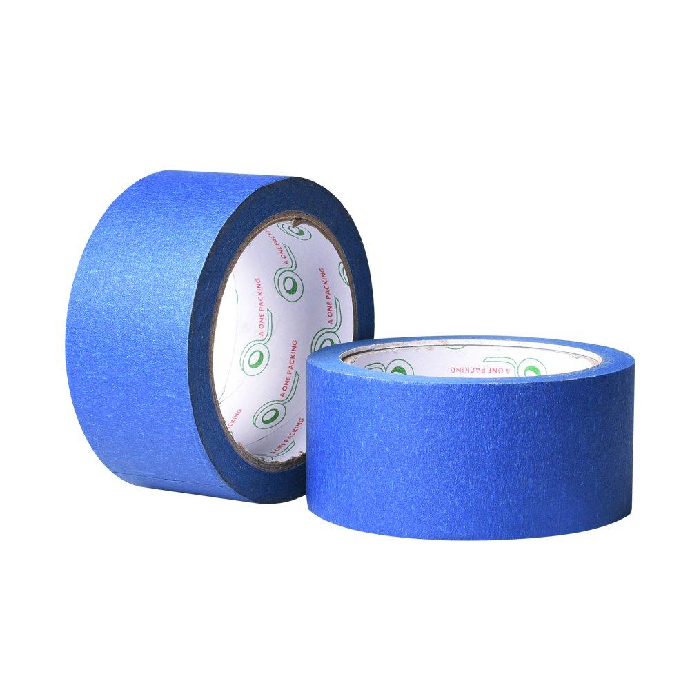 kingprint cinta de carrocero 50 x 33 azul 2 rollos para 3d ...