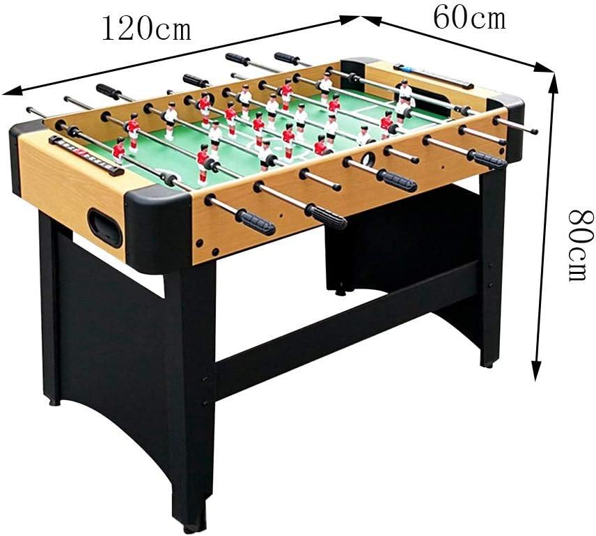 Futbolines Mesa De Juegos para Interiores Máquina Estándar para ...