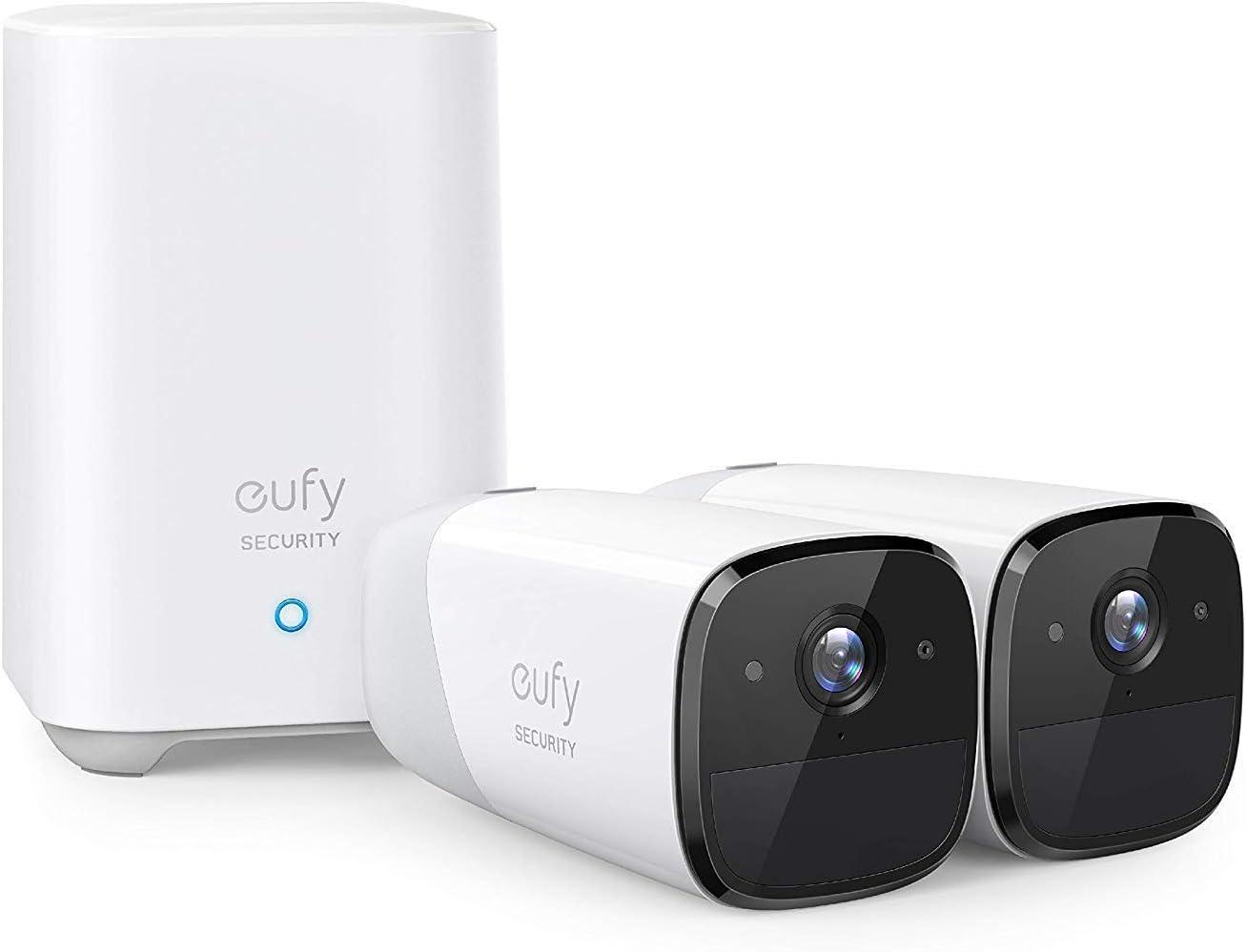 Eufy Security Eufycam 2 Doppelset Kabelloses Kamera