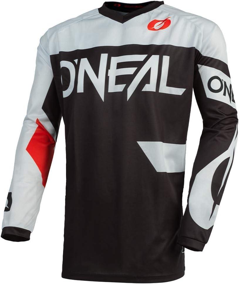 ONeal Element Youth Jersey Racewear Mens Orange//Blue, L