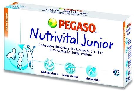 (5255)  PEGASO NUTRIVITAL JUNIOR 30CPR