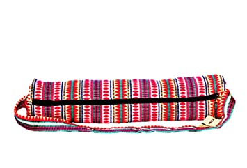 Tribesmangold - Elegante bolsa de algodón para esterilla de ...