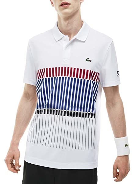 Polo Lacoste Sport Novak Djokovic  Amazon.es  Ropa y accesorios 2b8c6134dd