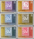 united kingdom-Jersey 1488-1493 (complete.issue.) 2010 regional brands (Stamps for collectors)