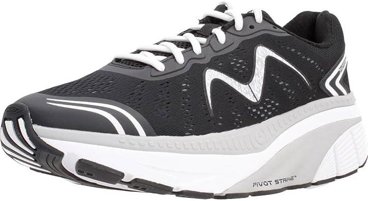 Zapatilla MBT 700905-1145Y ZEE 17 Negro (40 5, Negro): Amazon.es: Zapatos y complementos