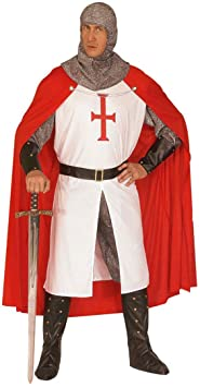Ritter Cruz Disfraz de caballero medieval Cruz Disfraz de caballero ...