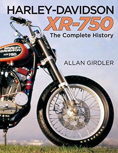 Harley-Davidson XR-750 por Allan Girdler