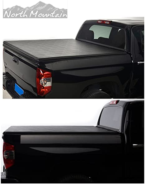 Tonneau Cover Lock /& Roll for Chevy GMC S10 S15 Sonoma Hombre 6ft Short Bed