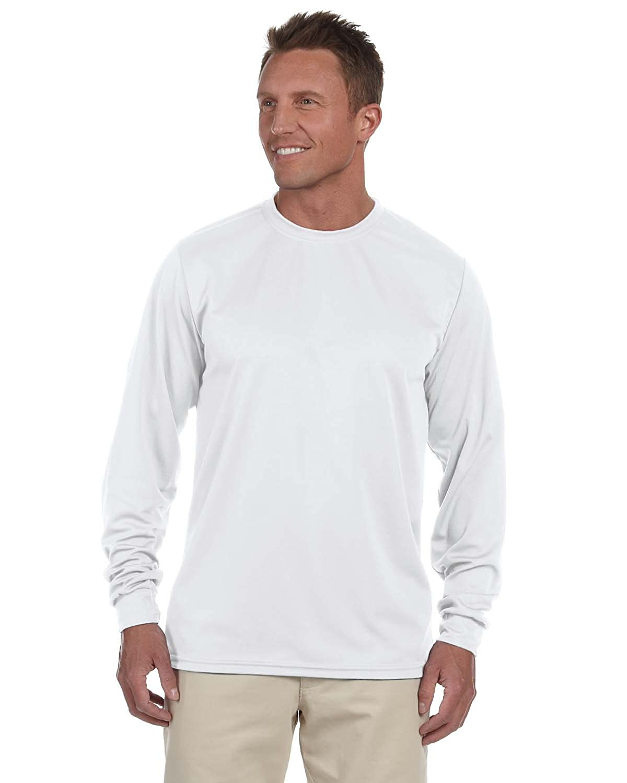 Augusta Sportswear Moisture-Wicking Long-Sleeve T-Shirt