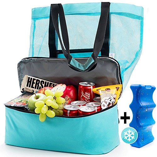 Beach Insulated Cooler include Picnic