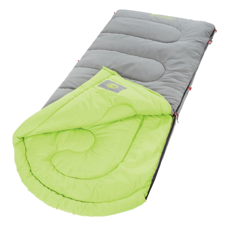 Coleman Dexter Point 40 Degree Reg Contoured Sleeping Bag [並行輸入品] B071HS2NGH