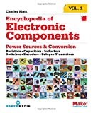 img - for Encyclopedia of Electronic Components Volume 1: Resistors, Capacitors, Inductors, Switches, Encoders, Relays, Transistors book / textbook / text book