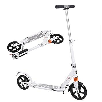 City Roller WeSkate Patinete con doble suspensión y correa ...
