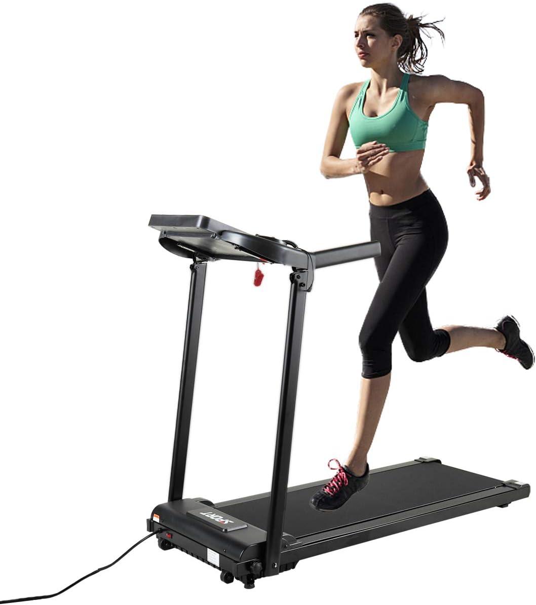 JAXPETY Electric Folding Treadmill 2.0HP Fitness Motorized Running Jogging Machine