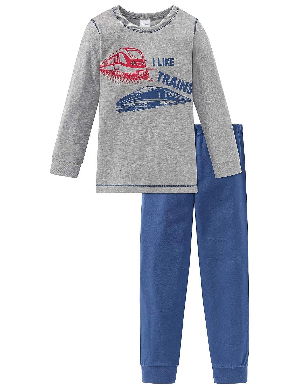 Schiesser Jungen Lang Zweiteiliger Schlafanzug