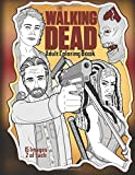 The Walking Dead Adult Coloring Book
