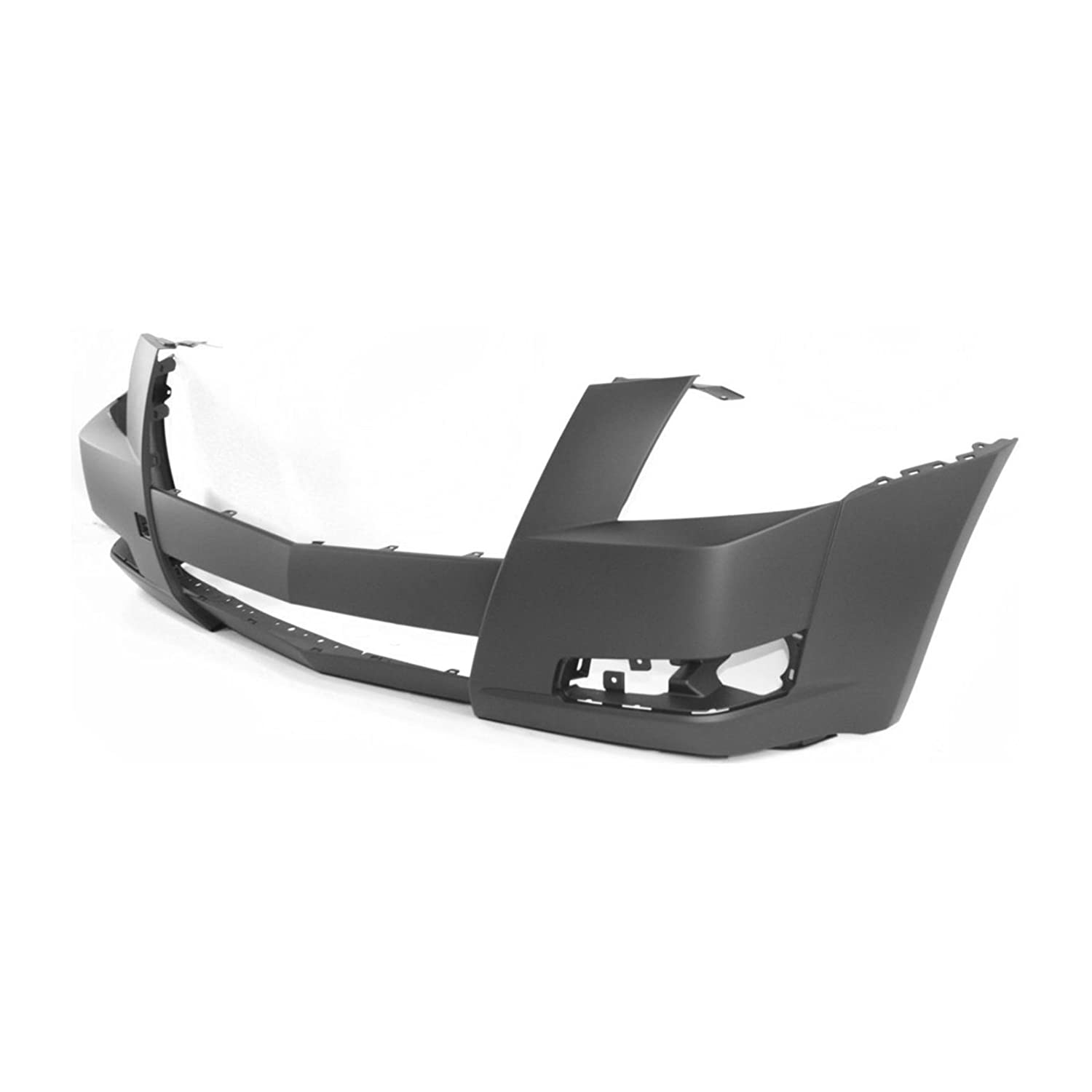 Primered Front Bumper Cover Fascia for 2008-2014 Cadillac CTS 08 ...