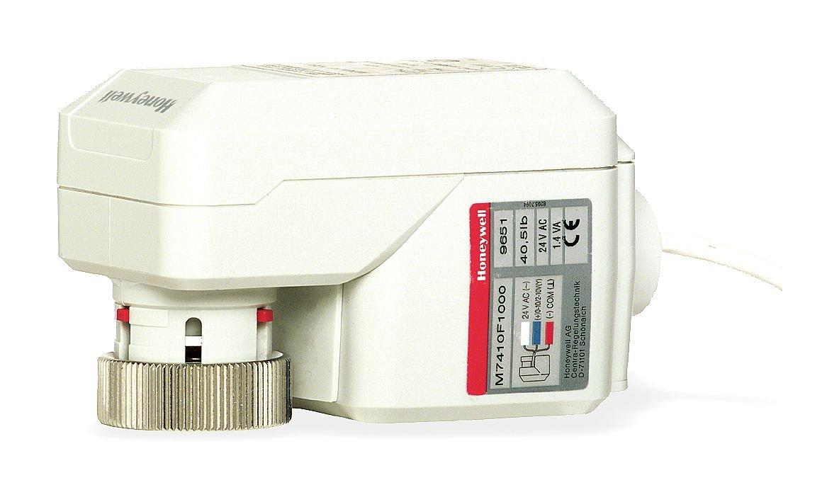 Honeywell, Inc. M7410F1000 Non-Spring Return Cartridge Globe Valve Actuator 0