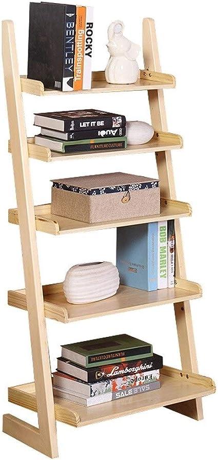 Librerías Archivadores Estantería de madera de pie Estantería ...