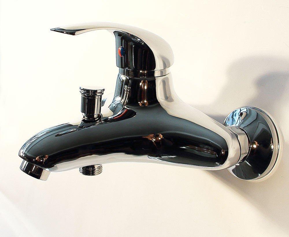 Bañera Baño Mezclador Ducha Grifo De Para 80mNvnwyO