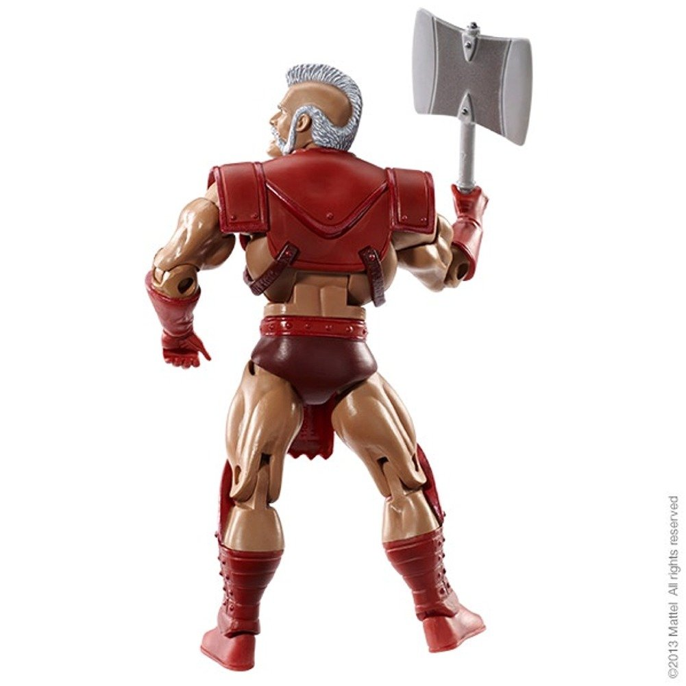 Masters of the Universe Classics Geldor Action Figure Matty by Masters of the Universe