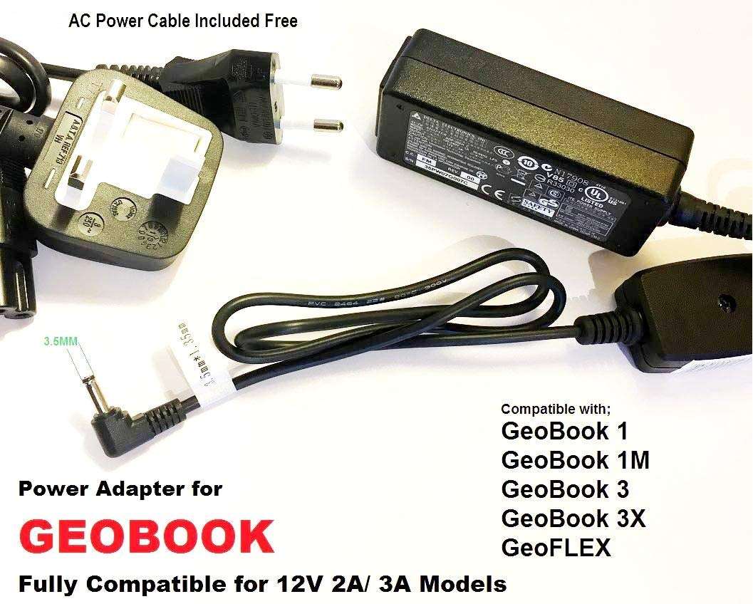 LOT 5 AC ADAPTER CHARGER power supply for Asus 12v 3a laptop