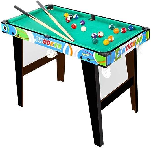 Mini mesas de billar Mesa De Billar Mesa De Billar Para Niños Mesa ...