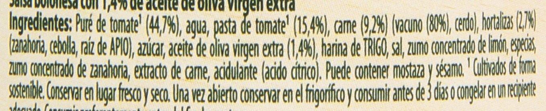 Knorr - Salsa Líquida Bolognesa - 400 gr: Amazon.es: Alimentación ...