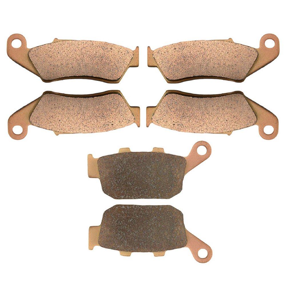 AHL 3 Paar Bremsbel/äge kit f/ür XRV 750/P//R//S//T//V//W//X//Y/Africa Twin 1994-2003